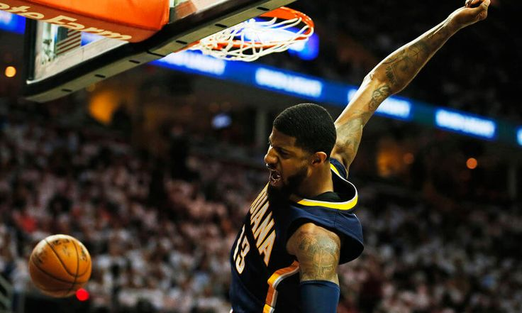 Report   Paul George approached Klay Thompson about joining forces = The future of Indiana Pacers wing Paul George has been discussed on multiple occasions this month, with his reportedly informing the franchise of his decision to play out the final season of his contract before moving on. The destination that's received.....