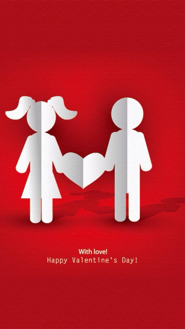 Valentine's Day iPhone Wallpaper - 9
