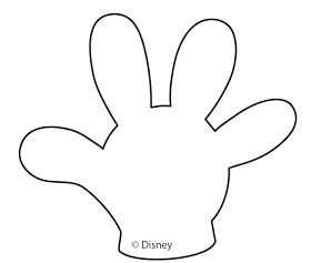 mickey mouse hands or gloves templates cash is one pinterest mice molde and mickey mouse. Black Bedroom Furniture Sets. Home Design Ideas