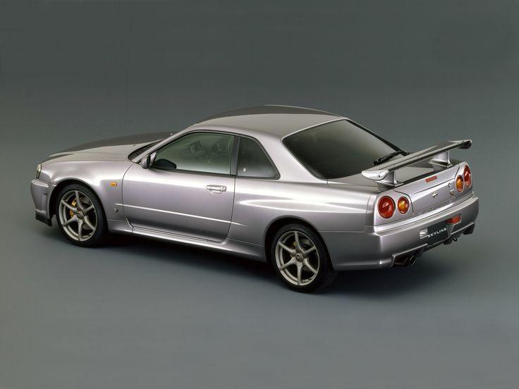 Nissan Skyline GT R R34