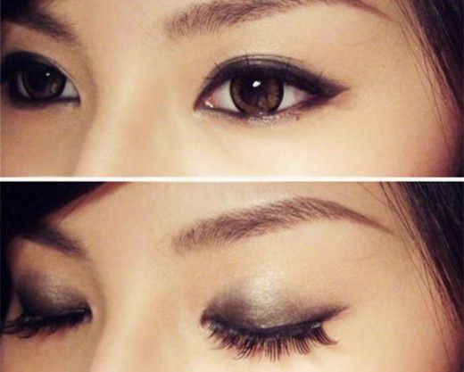 Eyebrow Shapes For Asian Eyes - Neat Eyebrows