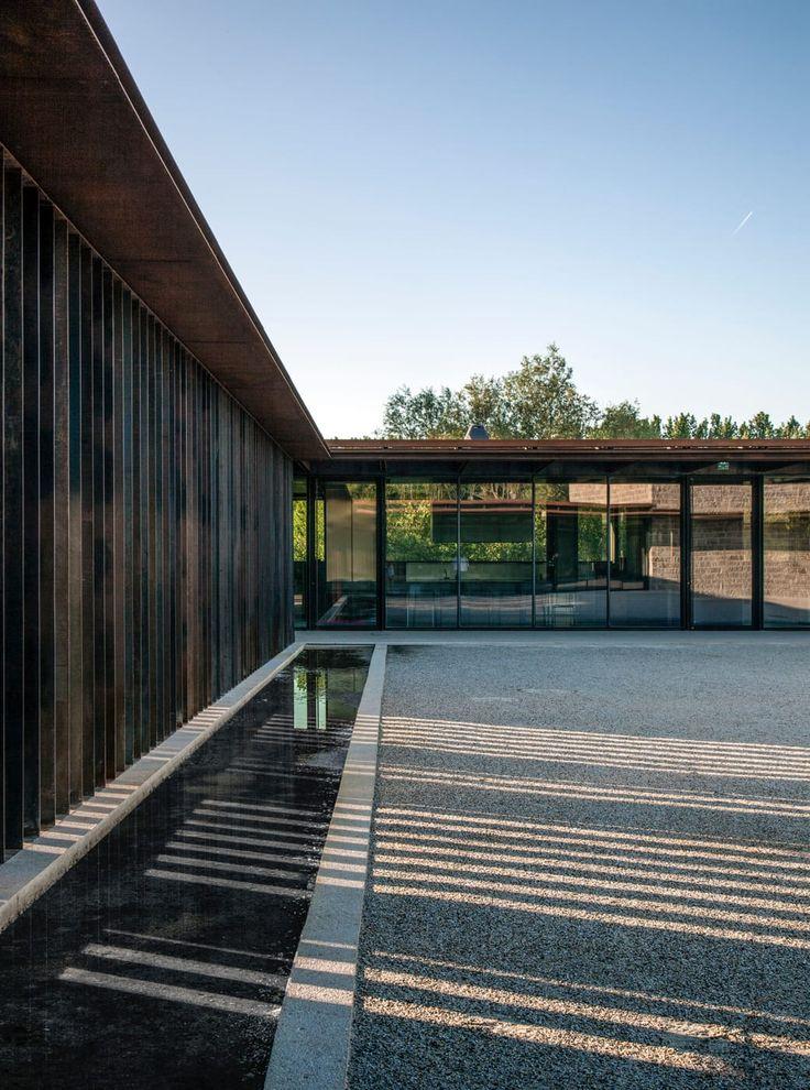 RCR arquitectes, Hisao Suzuki · La Cuisine Art Center