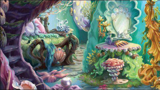 Fairies' Bedrooms - Disney Fairies Wiki - Wikia
