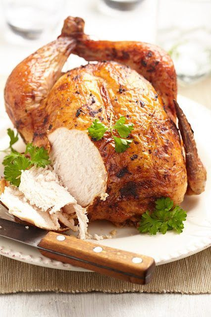 Easy, simple, flavorful Perfect Roast Chicken. This is the best roast chicken recipe ever and is perfect for your Sunday roast.