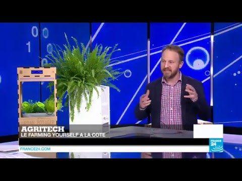 Agritech : comment nourrir l'humanité ?
