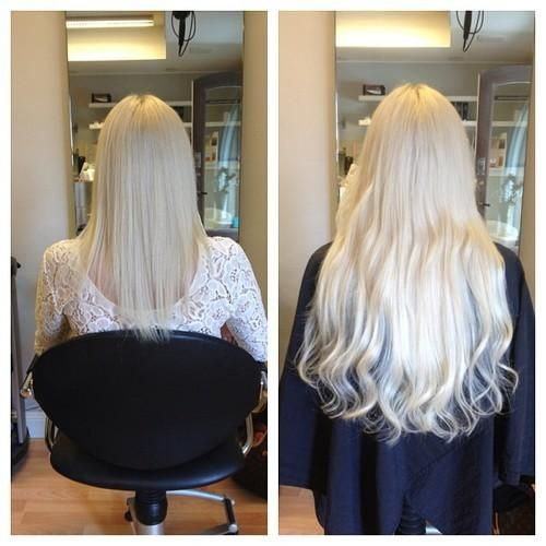 Before And After Hair Extensions Http