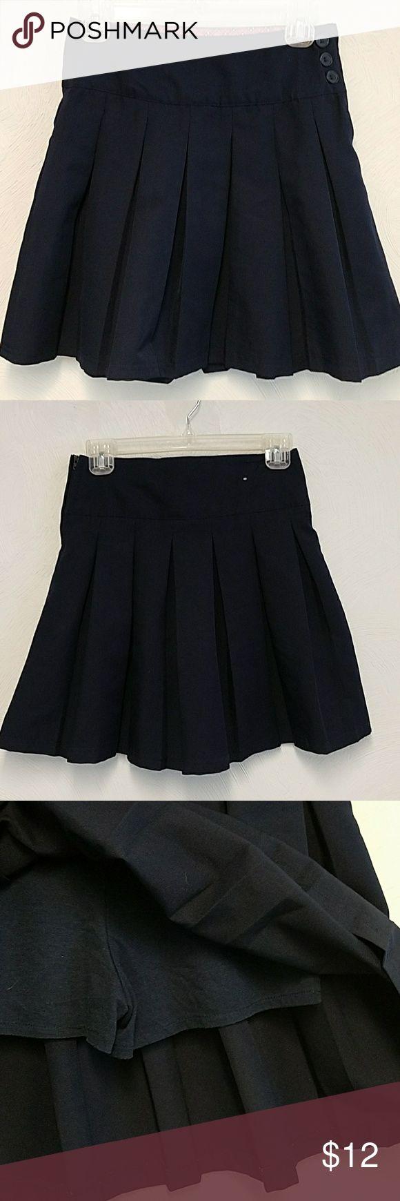 School Uniform Skort Skirt School Uniform Skort Skirt Genuine School Uniform  Bottoms Skorts
