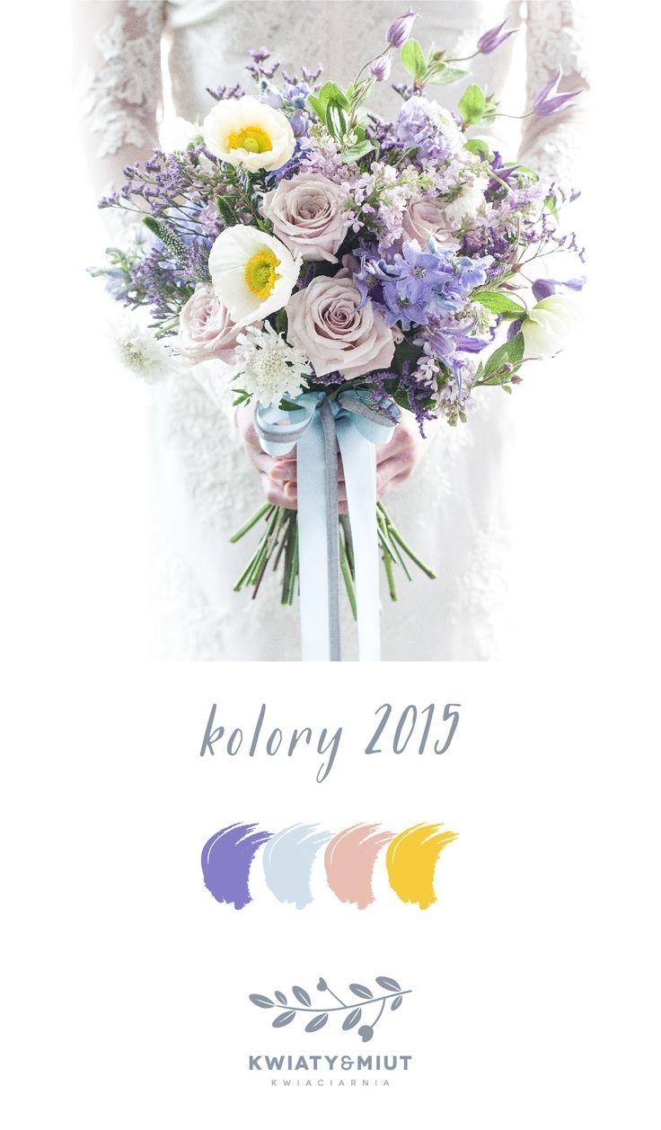 TrendBook 2015 Wedding by KWIATY&MIUT