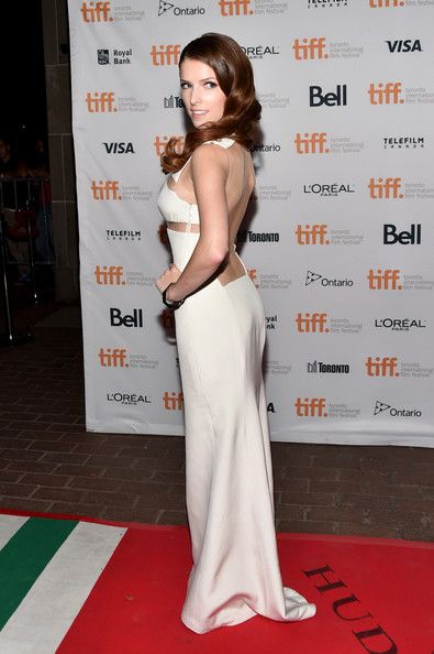 "Anna Kendrick - ""The Last Five Years"" Premiere - 2014 Toronto International Film Festival"