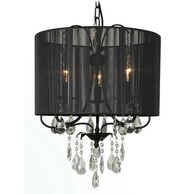 Illumine   3 Light Ceiling Fixture Black Finish   CLI BIET111B   Home Depot  Canada. 11 best images about Bedroom lights on Pinterest   Canada  Home