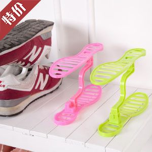 Hot Sale 1 Pair Creative Design Space Save Shoes Rack Shoe Storage Shelf Shoes Rack Organizer Keeper Unisex #>=#>=#>=#>=#> Click on the pin to check out discount price, color, size, shipping, etc. Save and like it!