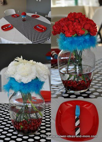 101 Best Dr Seuss Baby Shower Images On Pinterest Dr Suess