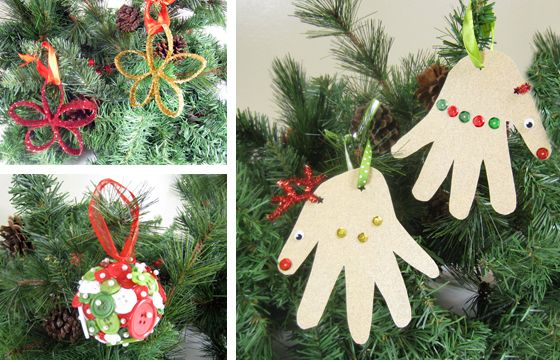 Homemade Christmas Ornament Ideas Projects To Try