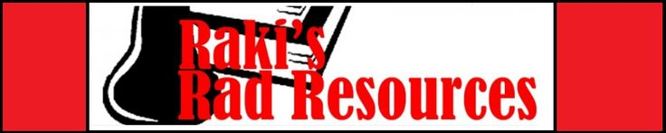 Raki's Rad Resources Free resources, tch support/suggestions, links