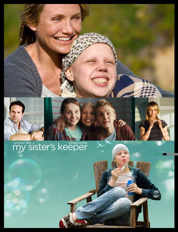 This was a heartbreaking movie but I managed to watch the whole thing.  The disability in this movie took a toll on the family but the love they had for each other was much greater.