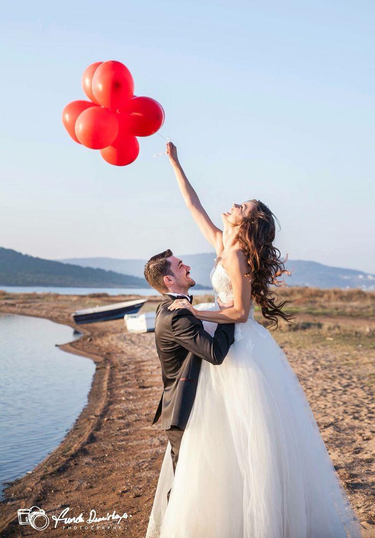 Ayvalık düğün çekimi.. Mutlu bir hikaye.