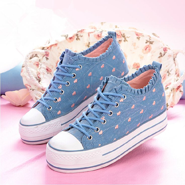 Sole Material: Rubber  Pattern: heart Size: 35,36,37,38,39