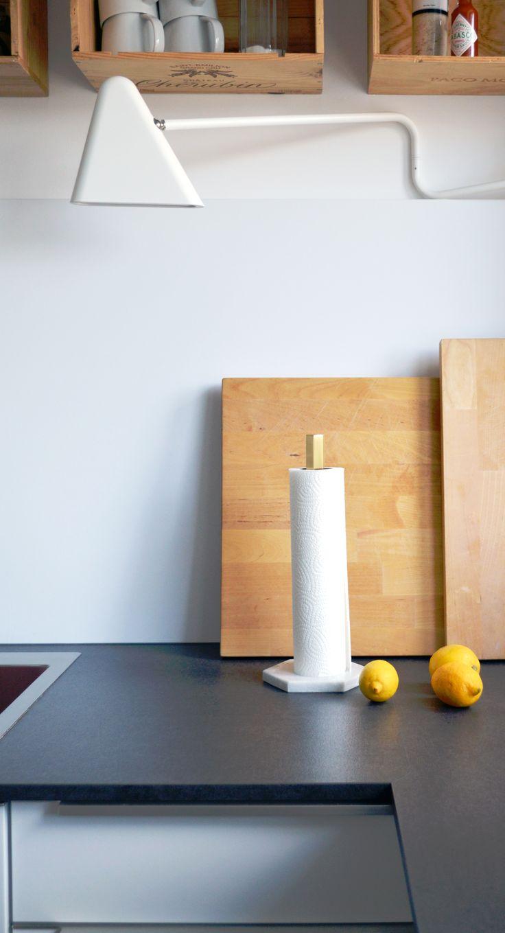 Küchenrollenhalter Ohne Bohren 102 best küchenrollenhalter wohnklamotte images on