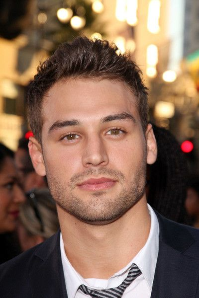 Ryan Guzman- he should be Christian grey!!