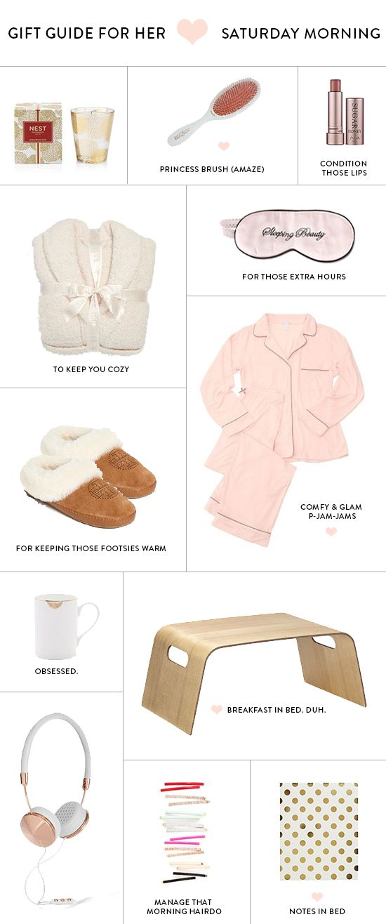 Gift Guide For Her: Saturday Morning - BrightonTheDay Blog