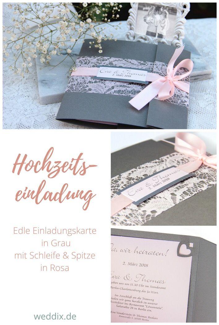 54 besten Hochzeitseinladungen wedding invitations Bilder auf