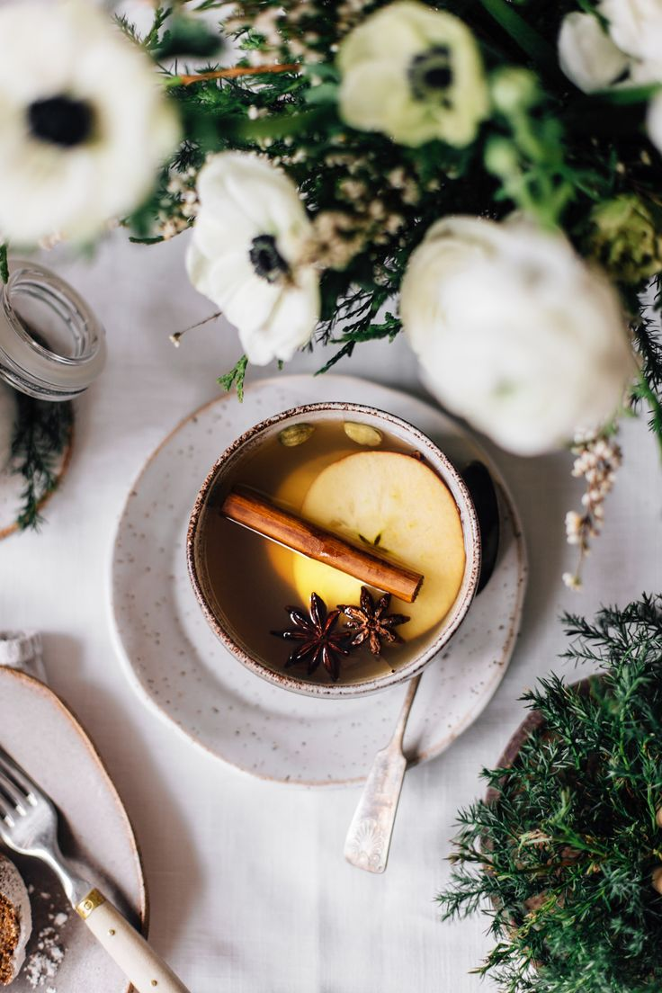 Hot Apple Cider + a food photography & styling workshop!