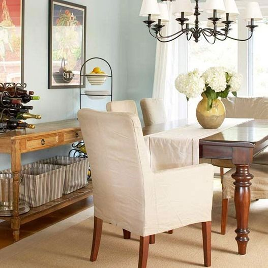 dining room rug rules BHG - Censational Style