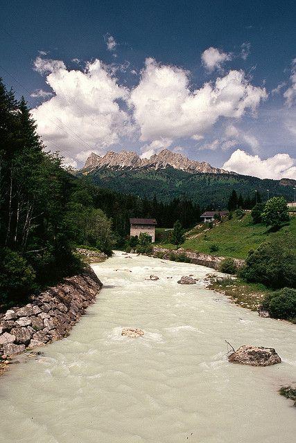 Borca di Cadore, Belluno, Veneto, Italy