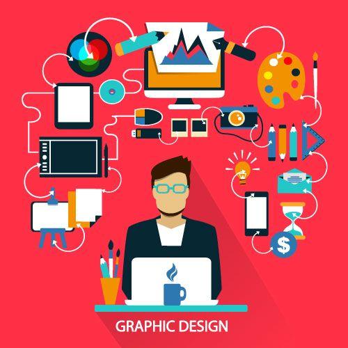 dibujos de diseño grafico publicitario - Buscar con Google