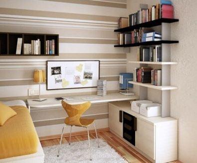Muebles para habitaciones pequeñas