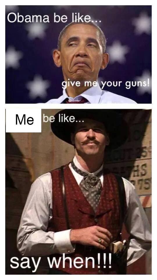 I'm your Huckleberry. #CharlieMike