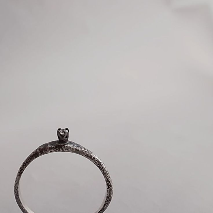 ring/ silver 925/1000, zircon