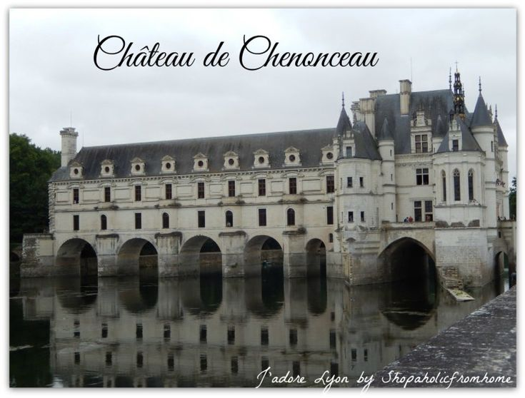 Château de #Chenonceau #LoireVallee #Chateaux #France #Holidays #royalcastles #jadorelyon The best photos from my dreamt #French holidays in France