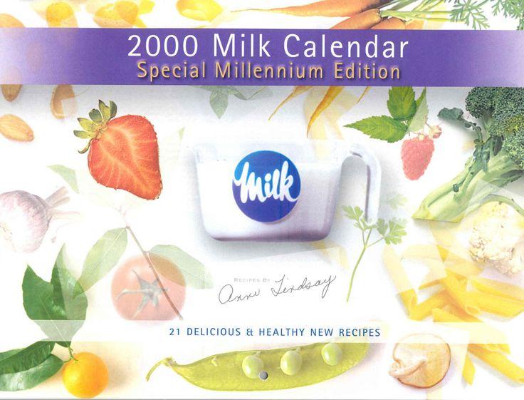 Milk Calendar - 2000