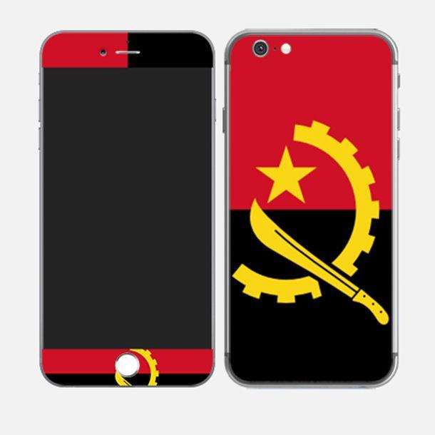 #iPhone6plus #angola http://skin4gadgets.com