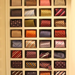 22 best Organize ties images on Pinterest