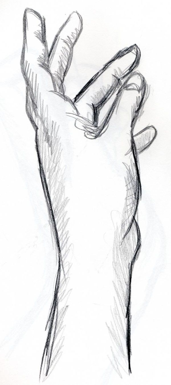 Cool And Easy Things To Draw When Bored Sketches Hand Reaching Out Drawing Drawings