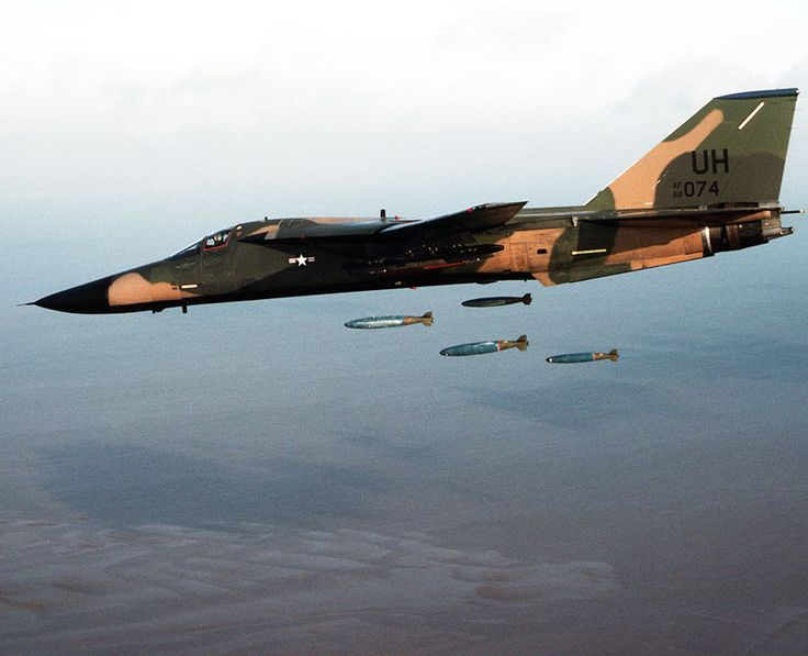 17 Best images about General Dynamics F-111 Aardvark on ...