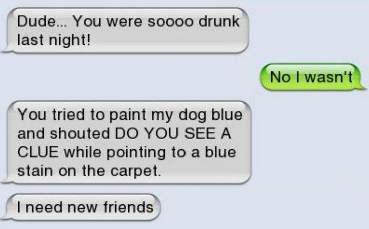 15 Funny Drunk Texts That Prove Alcohol Just Turns Us Into Children - TheThings