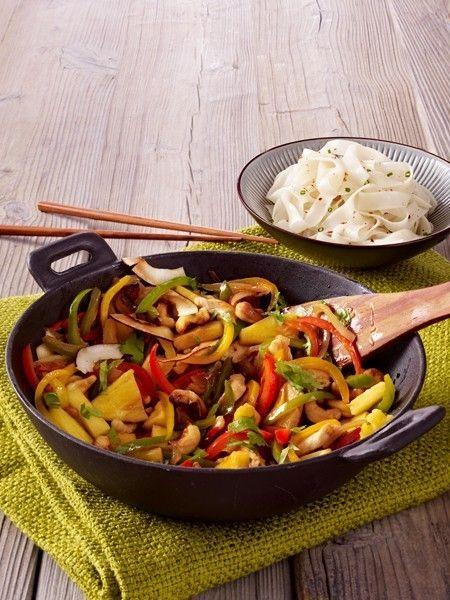Gesunde Rezepte aus dem Wok – 17 mal asiatisch