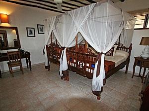 Ras Nungwi Beach Hotel: Spacious, airy rooms -- http://adventureswithinreach.com/tanzania/zanzibar/lodging-details.php?name=Ras-Nungwi-Beach-Hotel