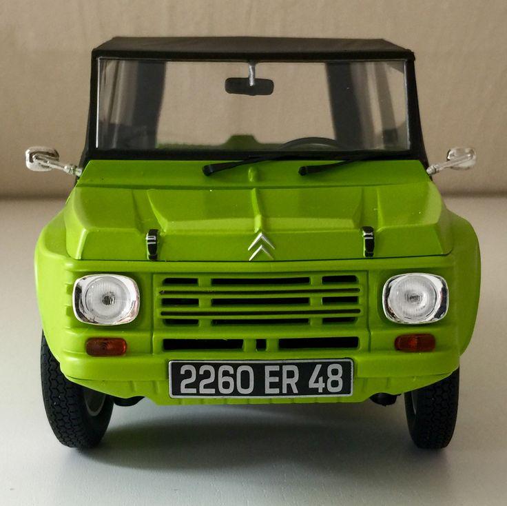 Citroën Mehari Vert Tibesti 1:18 Norev