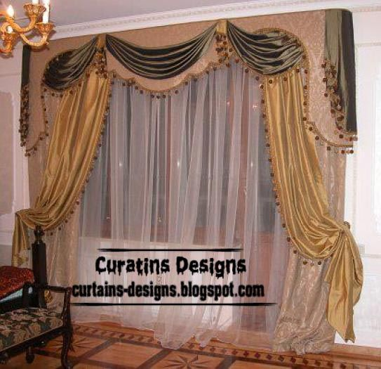 Wonderful Best 25+ Curtains With Valance Ideas On Pinterest   Unique Window  Treatments, Window Curtain Designs And Scroll Design
