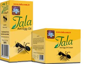 Tala Ant Egg Oil and Cream - Permanent Hair Removal Product