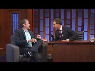 Late Night with Seth Meyers: Maggie Gyllenhaal, Lee Pace, Scott Aukerman: Scott Aukerman -- The Comedy Bang! Bang! star and Between Two Ferns creator discusses working with President Obama. -- http://www.tvweb.com/shows/late-night-with-seth-meyers/season-1/maggie-gyllenhaal-lee-pace-scott-aukerman--scott-aukerman
