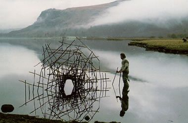 Andy Goldsworthy: Water Reflections, Environment Art, Art Andy, Goldsworthy Art, Andrew Goldsworthy, Andy Goldsworthy, Landscape Art, Landart, Land Art