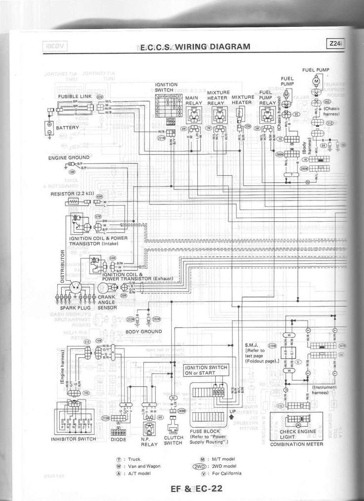 15  Ka24de Engine Wiring Diagram