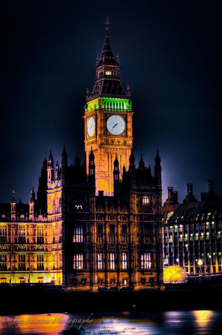 Christmas Big Ben, London - Christmas in England. | Ideas for your luxury Christmas #christmas #ideas #luxury