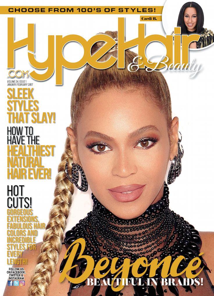 Hype Hair X Jan Feb 2017