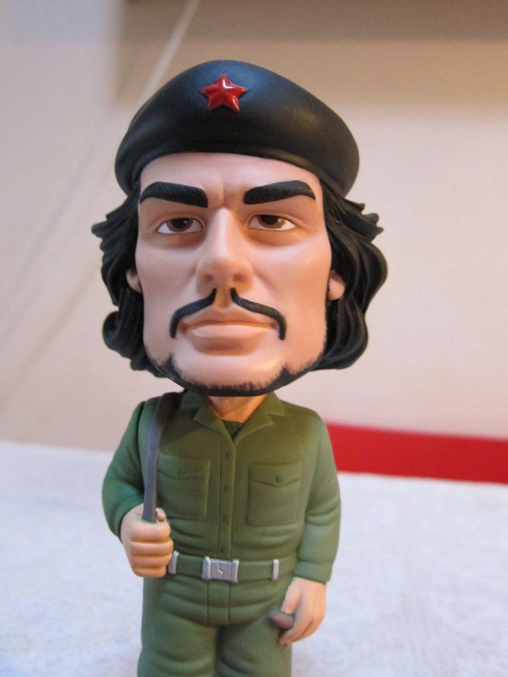 Che Guevara bobble head doll El Che Pinterest Che guevara - würmer in der küche